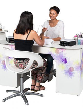 Dobi Nail Cleanair Tisch